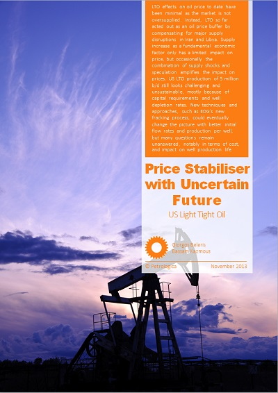 Price Stabiliser with Uncertain Future