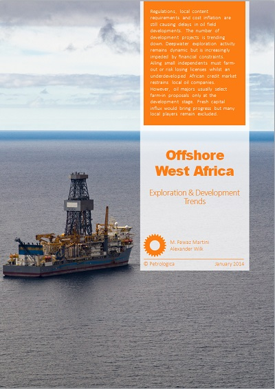 West African Offshore Exploration and Development Trends