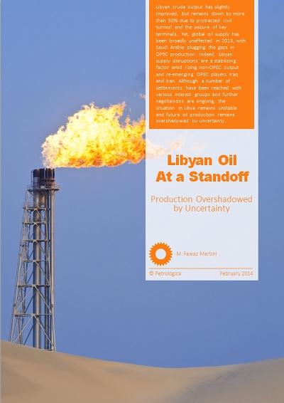 Libyan Oil at a Standoff