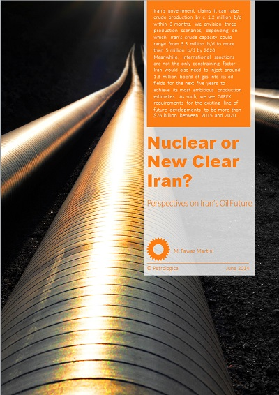 Nuclear or New Clear Iran