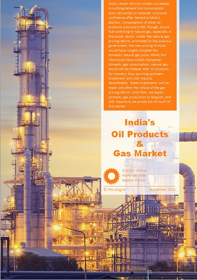 India's Oil Products and Natural Gas Market